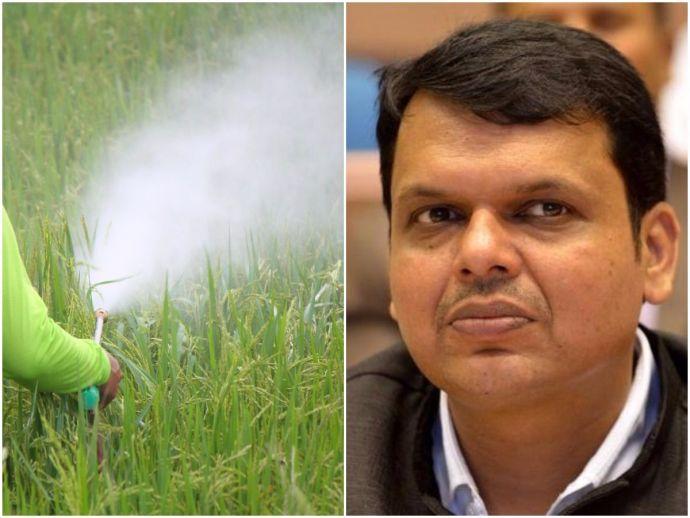 nagpur, nagpur news, nagpur metro, CM Devendra Fadnavis, ban, Chinese Pesticide Pray Pumps, farmers, vidharbha
