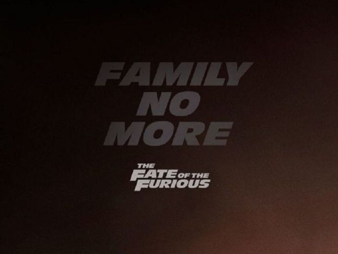 Fast and Furious 8, Trailer, Movie, Vin Diesel, The Rock, Michelle Rodriguez, Tyrese Gibson