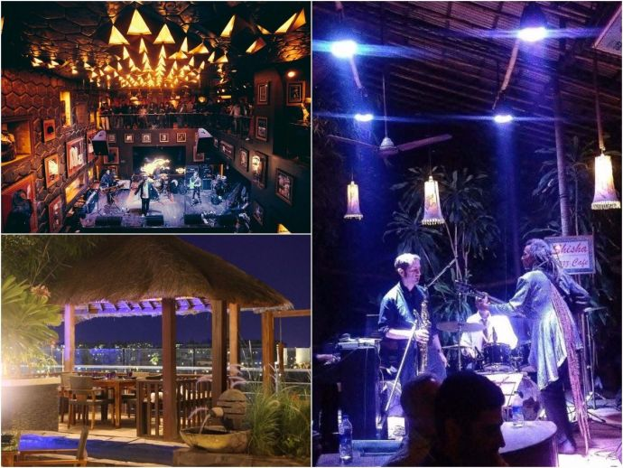Pune, food, music, frozen monkey, hard rock cafe, red bar, Live Music, Music And Food, Restaurants With Live Music In Pune, Romantic Restaurants In Pune, Toon's Café, Spice It, Degrees Rooftop, The Irish Village, Red Bar, Hard Rock Café, Café 1730 Beans a