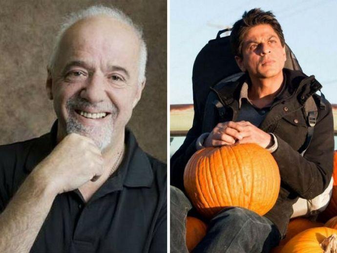 Paulo Coelho, Shah Rukh Khan, Oscar, My Name is Khan, Karan Johar, Kajol, Epiglottis