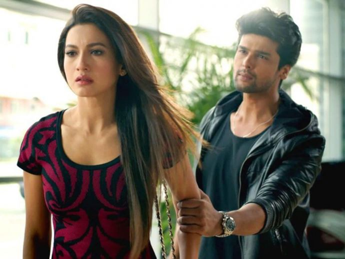 Gauahar Khan, Kushal Tandon, magazine cover, twitter, Instagram, exboyfriend, girlfriend