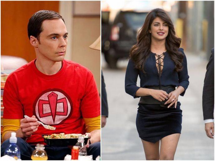 Priyanka Chopra, Hollywood, Sheldon Cooper, baywatch, quantico, Claire Danes, Ann Dowd, Michaela Watkins