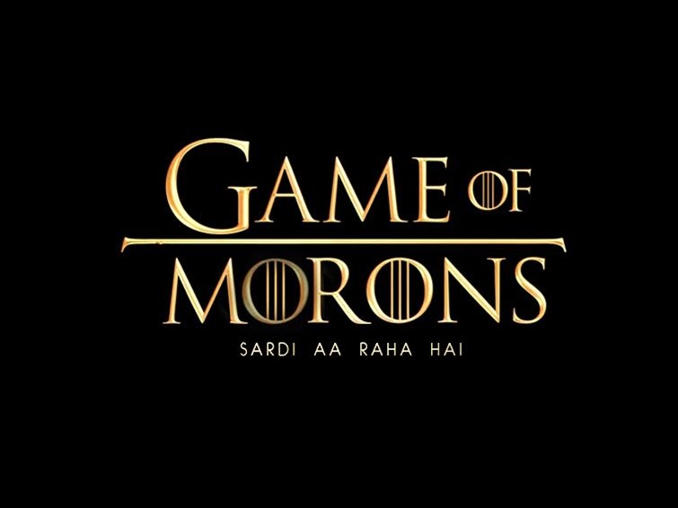 Sardgiri, Nandkishore, Bihari Parody, Game Of Morons, Game Of Morons Sequel