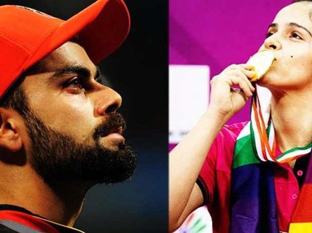 Ace Indian shuttler, Saina Nehwal, Australian Open, Virat Kohli, a fan of Virat Kohli, Saina