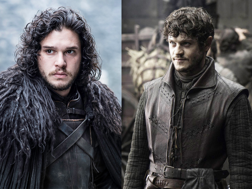 HBO, HBO Series, Game of Thrones- 'Battle of the Bastards', Ramsay Bolton and Jon Snow, Ramsay Bolton, Jon Snow