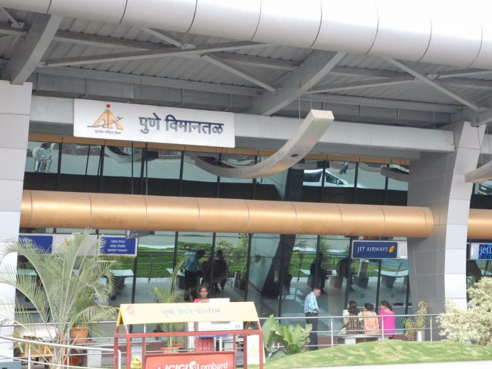 Pune, Flight Connectivity, Pune Airport, GoaAir, indiGo, Air Deccan, Zoom Air, transport, flight, kolkata
