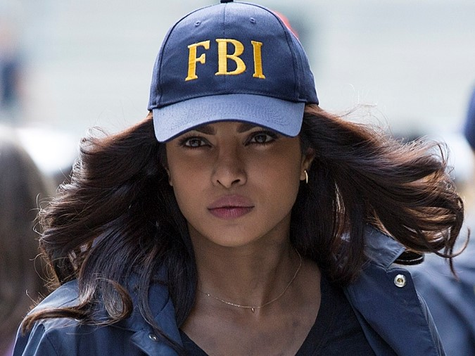 Quantico, Alex Parrish, Priyanka Chopra, PeeCee, PC, Pee Cee