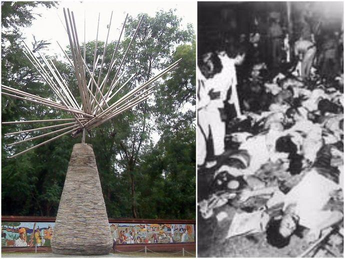 nagpur, gowari, shaheed, smarak, stampede, flyover, buldi, throwback, thursday, events, history, madhukar, pichad, tribe, vidhan sabha, zero mile