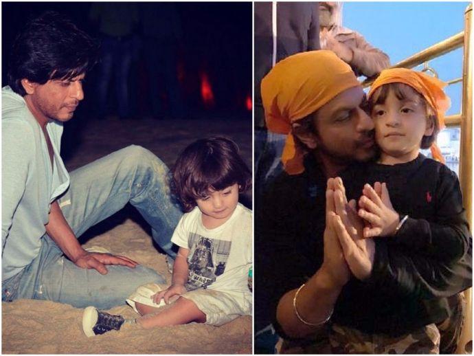 SRK, ABram, Shah Rukh Khan, Stardom, Lovedom, son, Jab Harry Met Sejal
