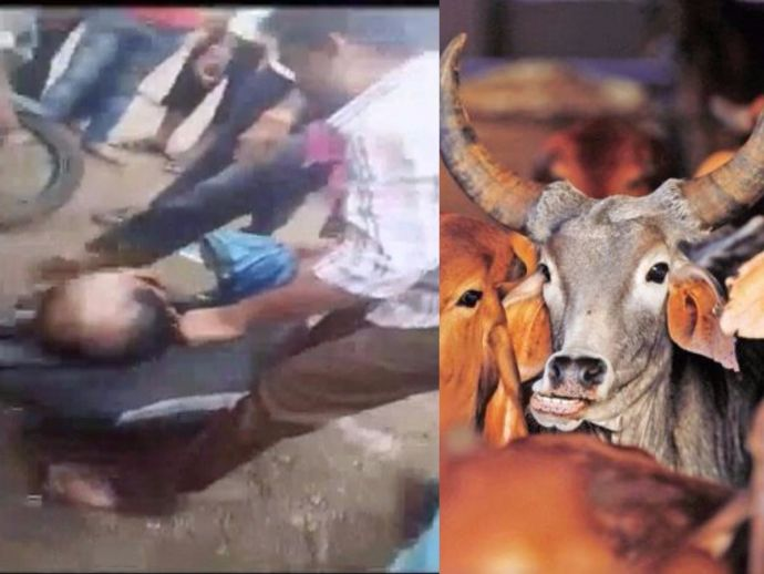 Nagpur, beef, cattle, Brutal, assult, innocent, beating, Bharsingi area