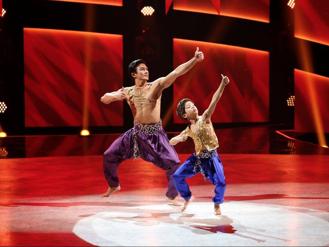 Bajirao Mastani, American Dance Show, Malhari, Bajirao