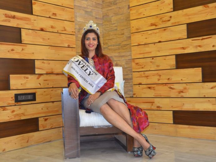 Nagpur, Shilpa Agarwal, Mrs Universe Lovely, title, beauty pageant, achievement, award, win