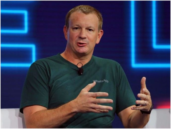 WhatsApp, Biran Acton, WhatsApp co-founder leaves the company