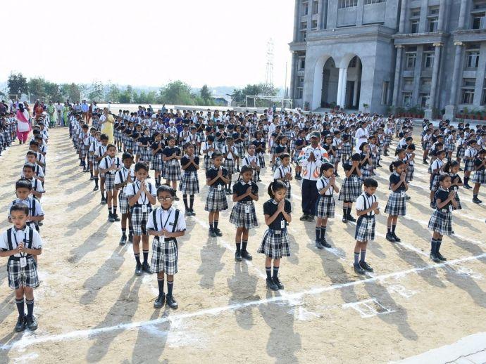 Schools in Nagpur, Sandipani School, Nagpur Schools, Nagpur, Sandipani, Sandipani School Civil Lines