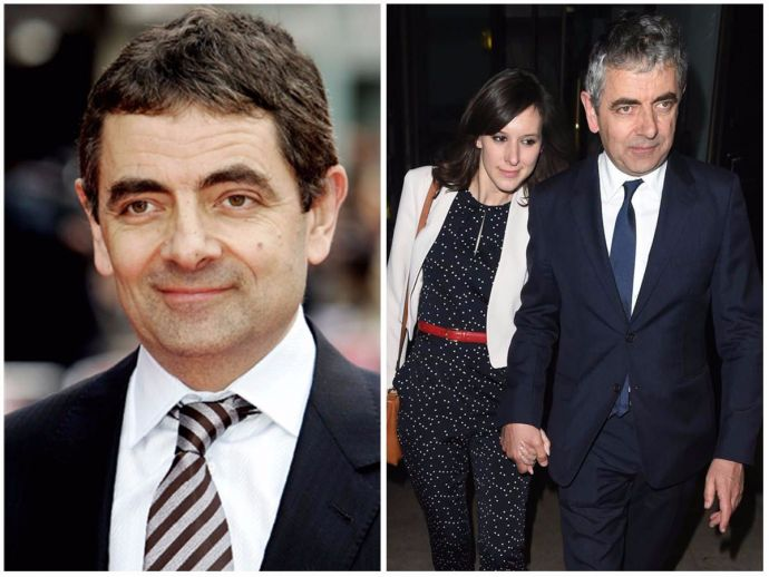 Rowan Atkinson, Mr. Beans, Father, Age, 62, Sunetra Sastry, Louise Ford, Children