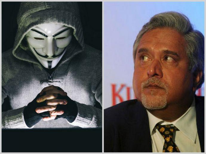 hacktivist, legion, hacker, vijay mallya