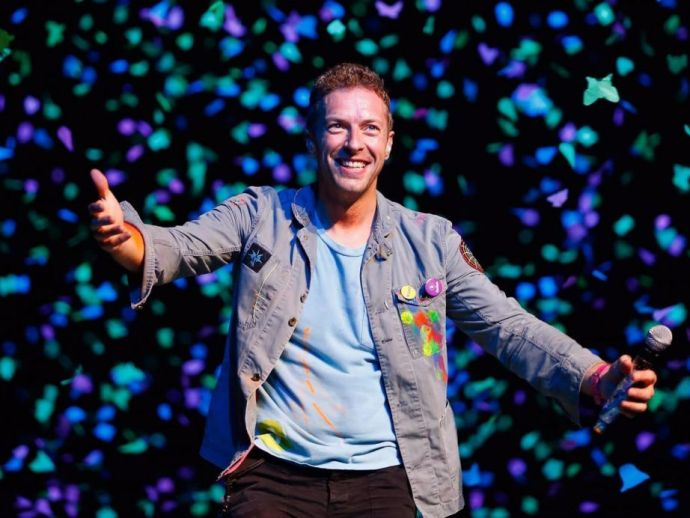 Coldplay, Chris Martin, Melbourne, Marriage Proposal, Coldplay Concert