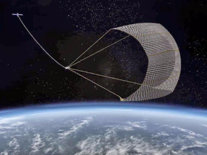 JAXA, Space Debris, Japan Aerospace Exploration Agency, Nitto Seimo, European Space Agency, ESA, NASA
