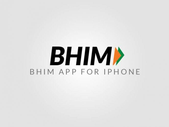 apple, iPhone, iOS, BHIM app, Narendra Modi, India, Indian government