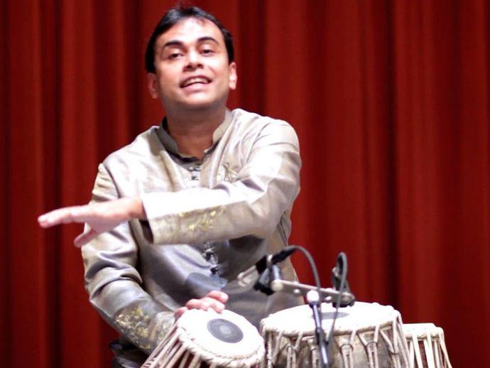 Sandeep Das, tabla, grammy awards 2017, Yo-Yo Ma, Silk Road Ensemble