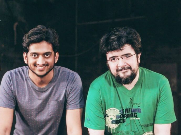 amey wagh, nipun dharmadhikari, casting couch with amey and nipun, relationship goals, valentines day, bromance, bhadipa
