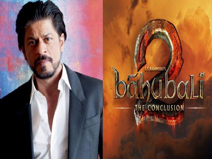 SRK, Baahubali 2, shashrukh khan, SS Rajamouli, film, baahubali, twitter, news, false
