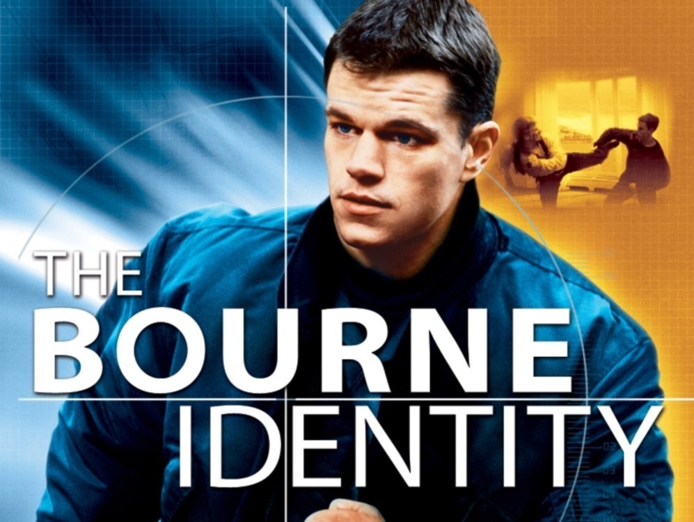 Action-spy thriller The Bourne Identity, The Bourne Identity, Action-spy thriller, Robert Ludlum, Doug Liman, Matt Damon, Jason Bourne