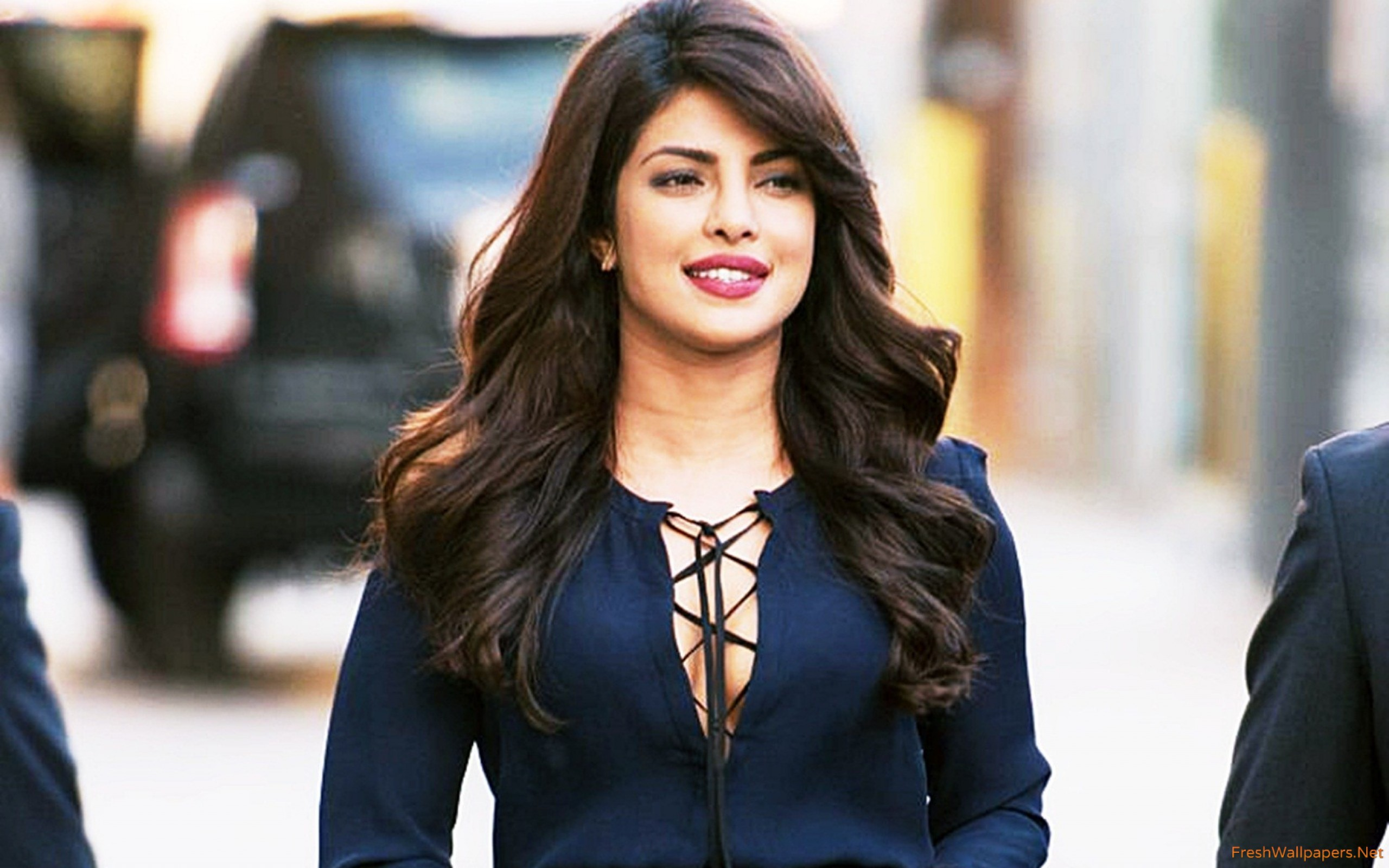 "The ""Exotic"" girl, Priyanka Chopra, nomination in the Choice TV, Alex Parrish, Quantico, TV series Quantico, FBI trainee"