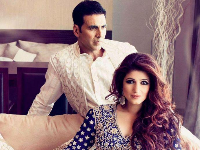 Twinkle Khanna, Akshay Kumar, Toilet:Ek Prem Katha, Twitter, Mrs Funnybones, congratulates