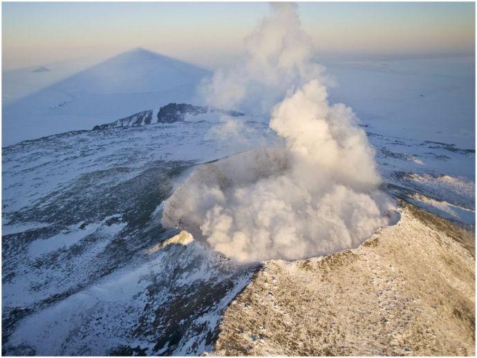 volcano, antarctica, geology, science, Edinburgh, Scotland, Edinburgh university, England, Switzerland, Iceland