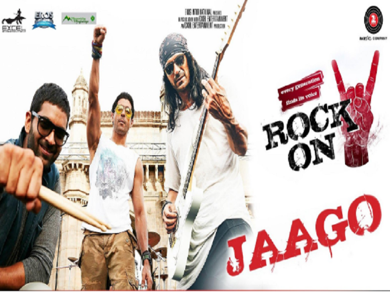 Rock, Rock On 2, Jaago