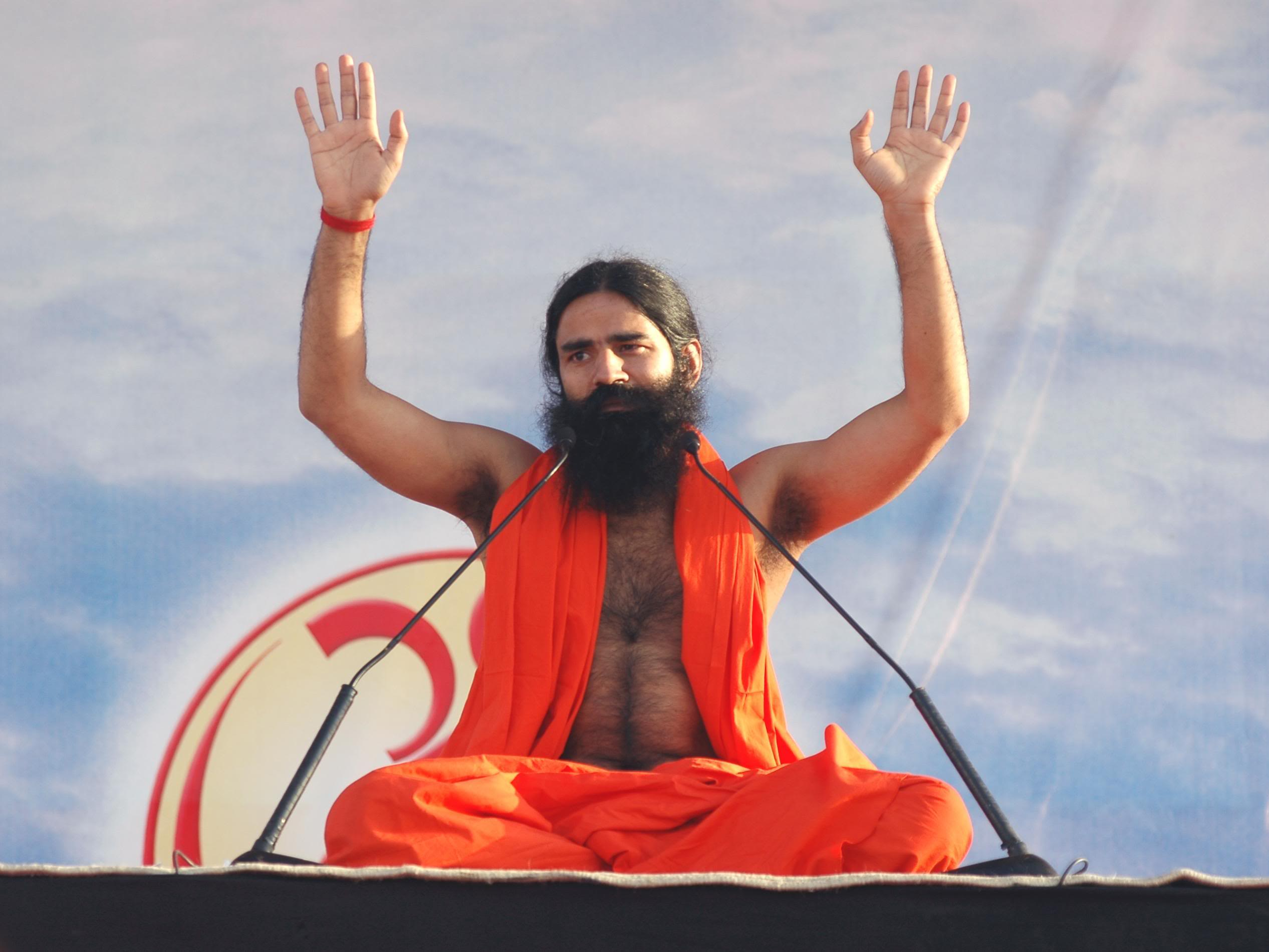 Baba Ramdev, Matchmaker, Cows, Patanjali, milch cattle