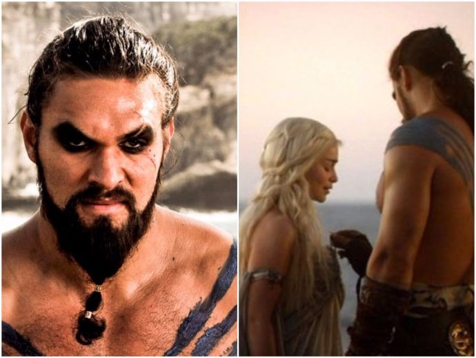 jason momoa, khal drogo, game of thrones, insensitive rape comment, justice league