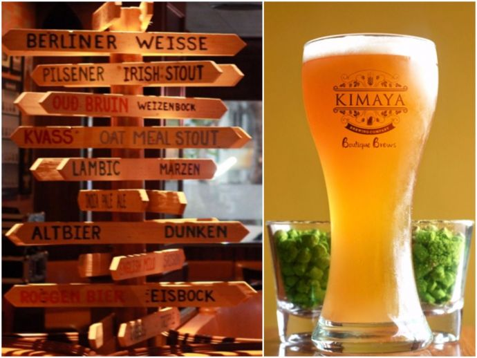 Pune, breweries, brewery, craft beer, ale, wheat, taproom