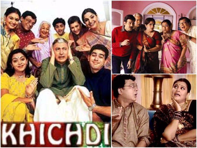 Renuka Shahane, JD Majethia, Khichdi, comedy, tv show, hotstar, sarabahi vs sarabhai