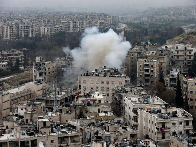 Assad, Syria, Aleppo, Bashar al-Assad, War Crime, Human Rights Violation, Rape, Field Execution