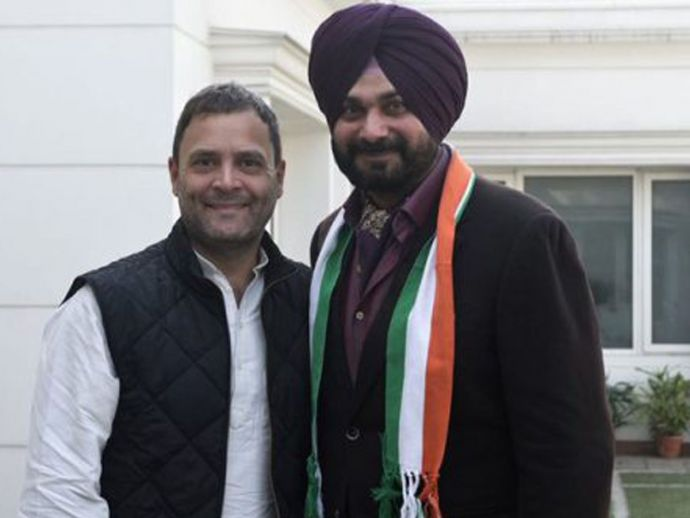 Navjot Singh Sidhu, Congress, Punjab Elections, Rahul ghandhi, politics