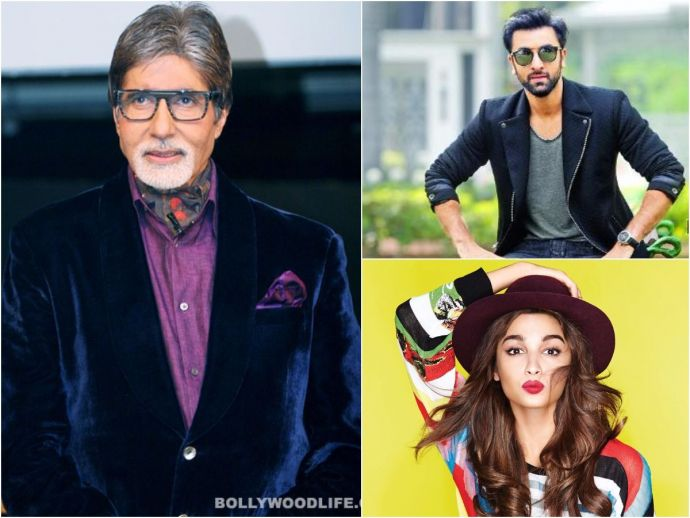 Ayan Mukherjee, Alia Bhatt, Ranbir Kapoor, Aamitabh Bachchan, Superhero Film, Dragon