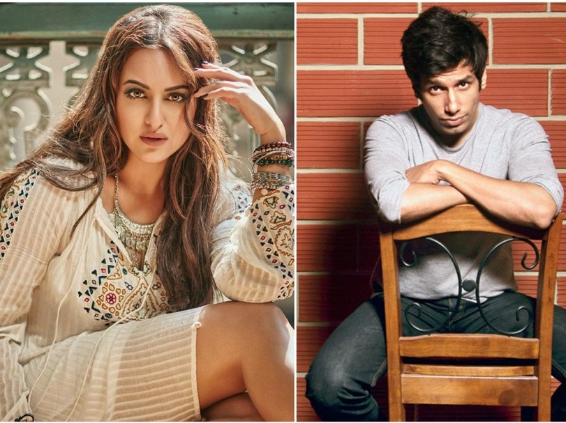Upcoming Flick 'Noor', Sonakshi's BFF, Kanan Gill, ladies' man, heartthrob, Saba Imtiaz, Karachi: You're killing me!, Kanan, Sonakshi Sinha, Biswa
