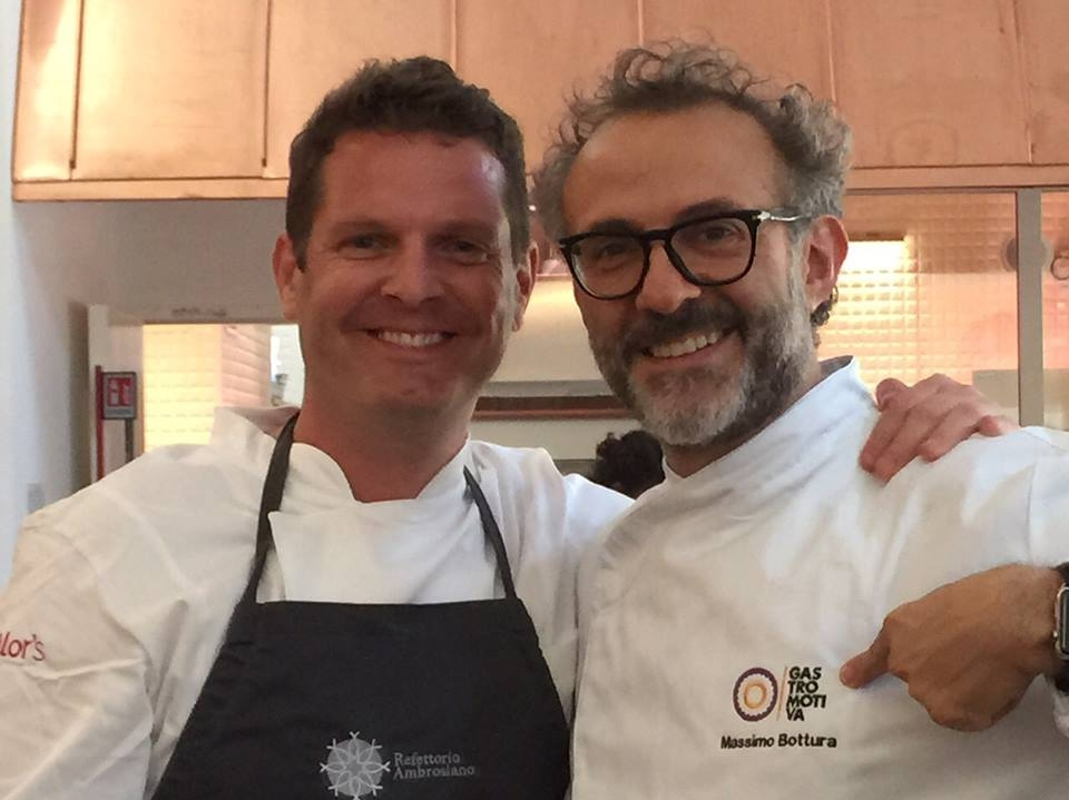 Surplus Food, A Better World, Better World, Food, Olympic Village, Hungry Population, RefettoRio Gastromotiva, Massimo Bottura, Italian chef Massimo Bottura, Brazilian chef David Hert, chef David Hertz