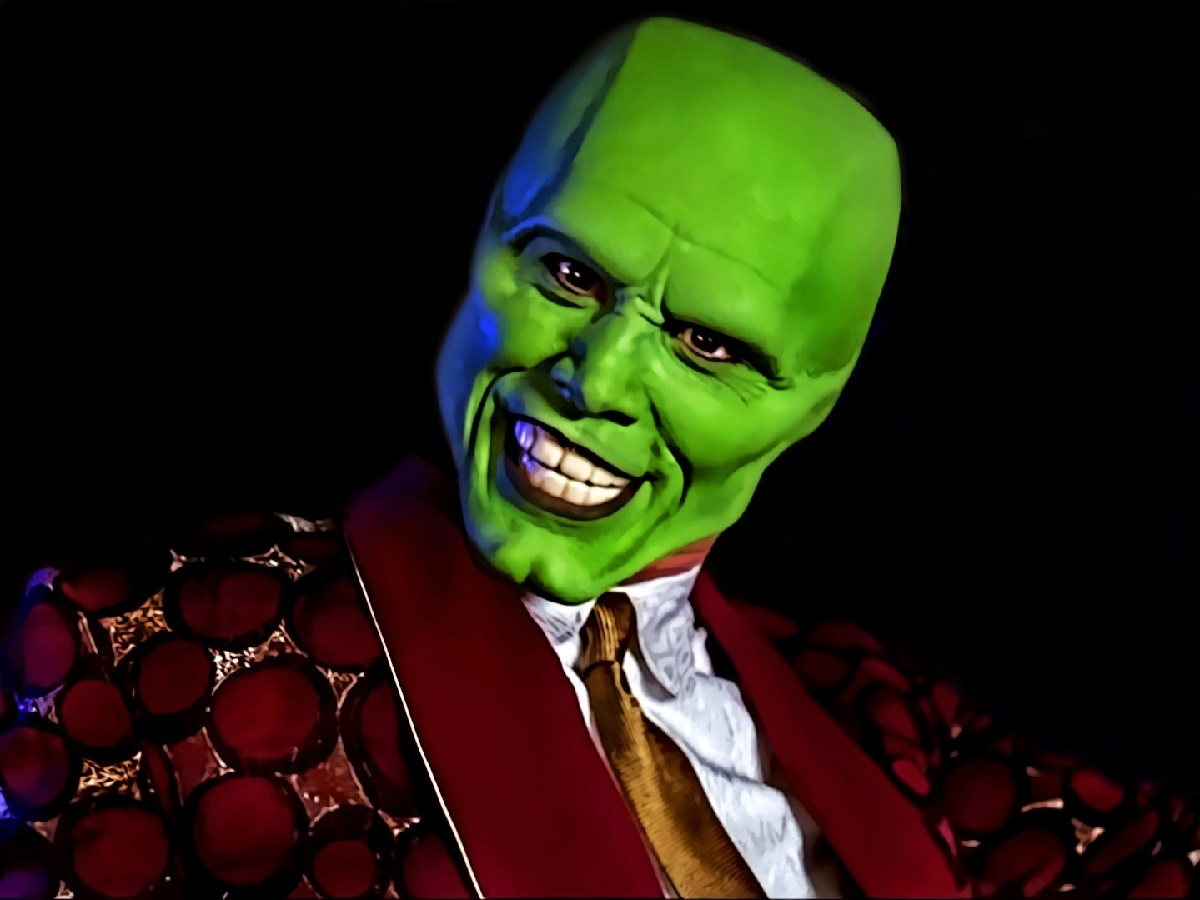 The Mask, Mask, Jim Carrey