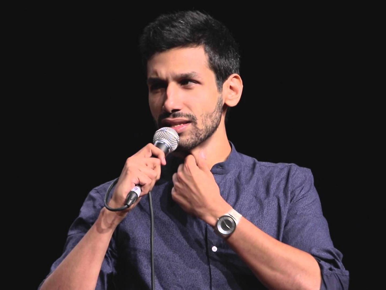 Kanan Gill, Comedian, Stand-Up Comedian, Comedian Kanan Gill