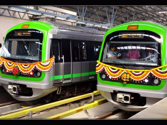 Nagpur, Metro, Reach 4, work in progress, construction, development