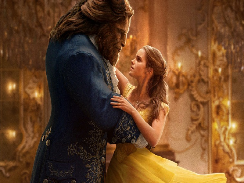 Emma Watson, Dan Stevens, Beauty and the Beast, Trailer, Amazing