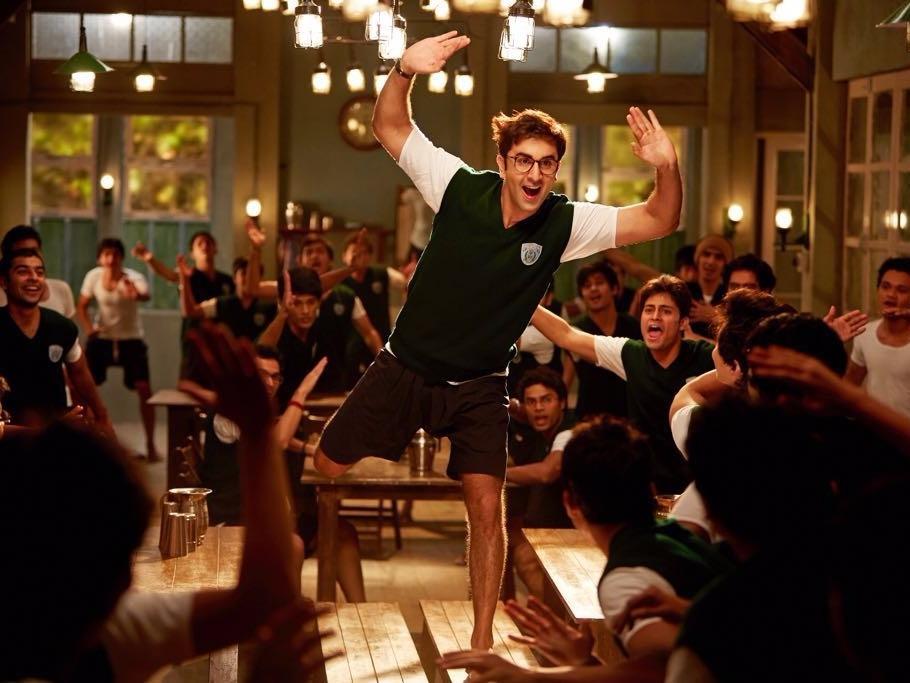 Ranbir Kapoor, Jagga Jasoos, Katrina Kaif, Anurag Basu, Pritam, UTV Motion Pictures, Poster