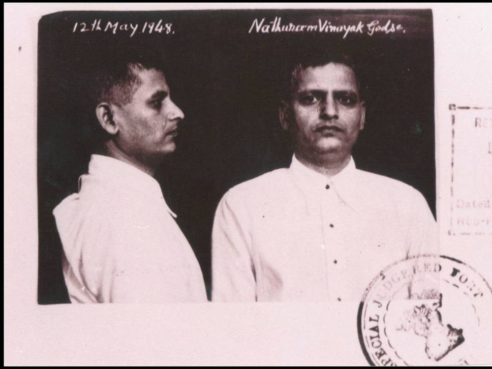 Nathuram Godse, Gandh