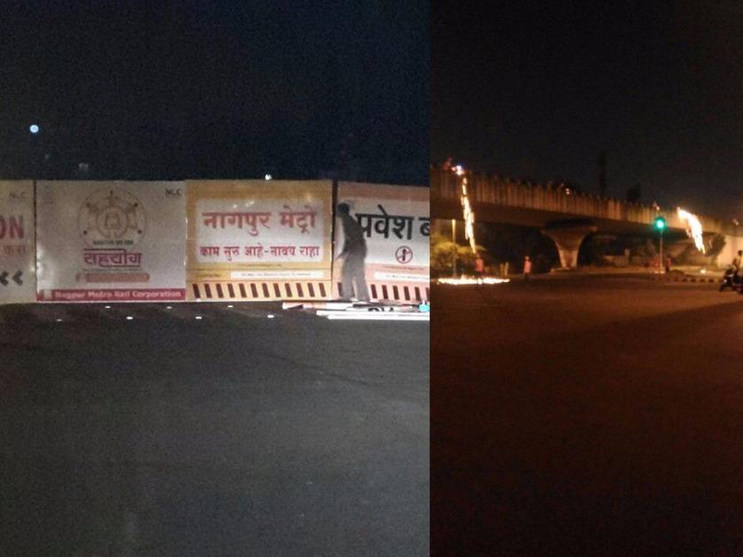 Chhatrapati Bridge, Demolition, Nagpur Metro, Chhatrapati Flyover