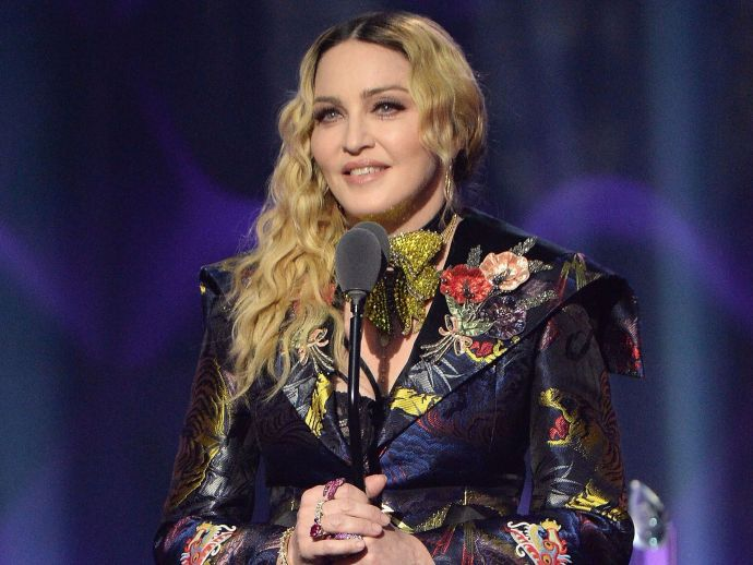 madonna, billboard, women in music, sexism