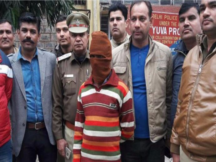 Delhi, Police, rape, Sunil Rastogi, sexual, abbuse, Father of 5 children, Uttarak, Rudrapur