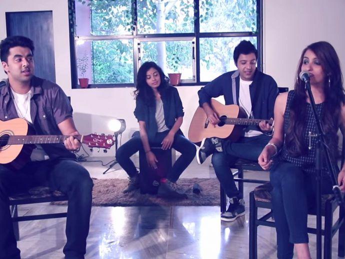 Singh's Unplugged, Enna Sona, Arijit Singh, Sajna Aa Bhi Jaa, Shibani Kashyap, Tanveer Singh Kohli, Rashmeet Kaur, Gurashish Singh, Aarifah Rebello